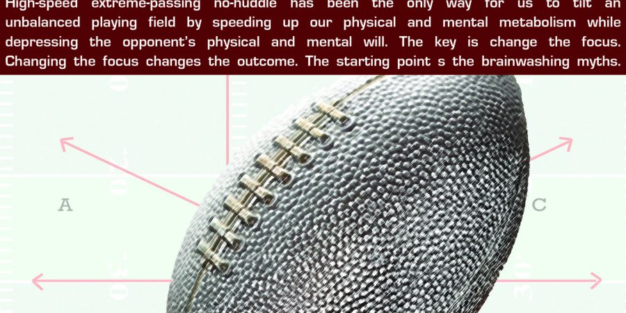 SWAT football offence book