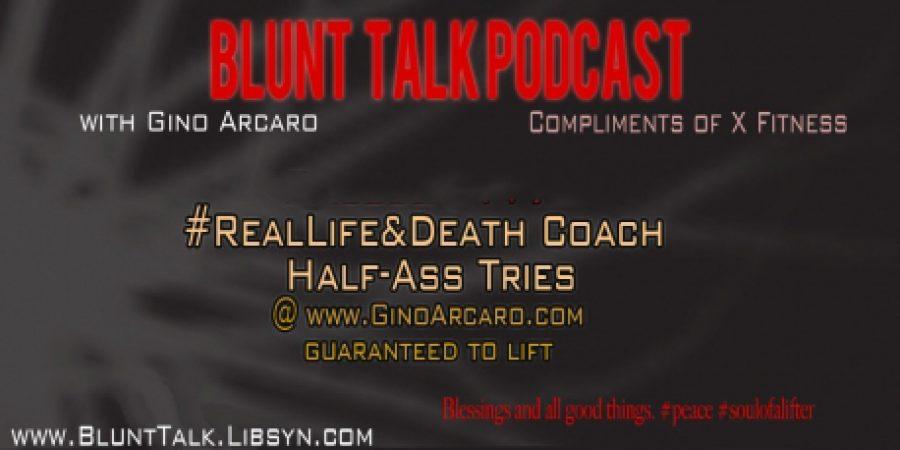 Blunt Talk Podcast